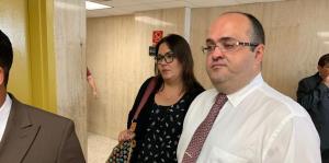 El exjuez Rafael Ramos Sáenz se declara culpable