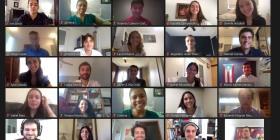 V2A Consulting celebra virtualmente su internado de verano