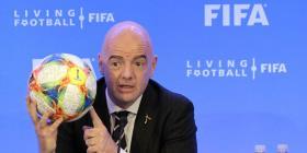 FIFA recibe un récord de peticiones para albergar el Mundial del 2023