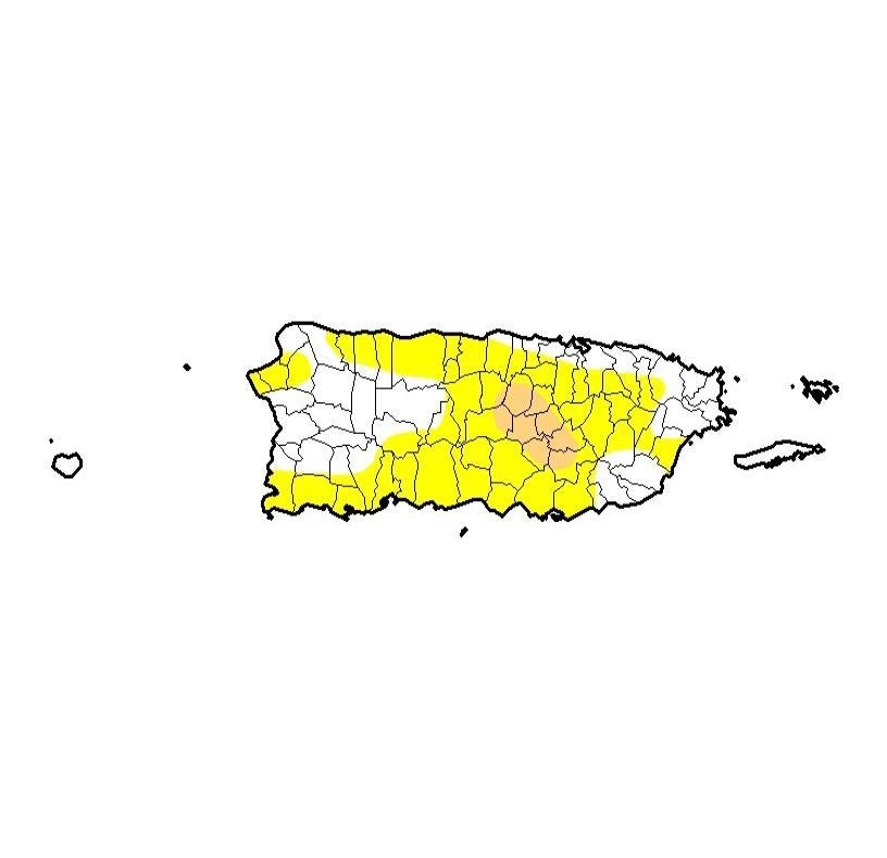 El Monitor de Sequía de los Estados Unidos reveló, además, que al menos 50 municipios ostentan una sequía anómala. (semisquare-x3)