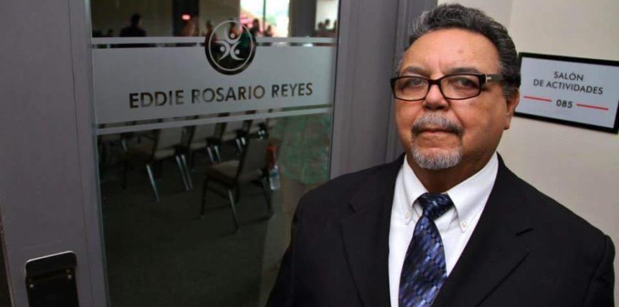 En el año 1993, Rosario, fue destacado en el Recinto de Inmortales del Béisbol Aficionado de Puerto Rico. (horizontal-x3)