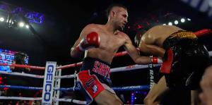 José Pedraza triunfa luego de enfrentarse ante Antonio Lozada