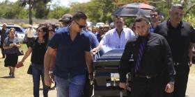 "Sepultan a Abdiel ""The Loverboy"""