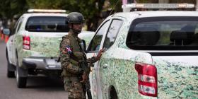 Militarizan el Congreso dominicano en medio de protestas por la reelección