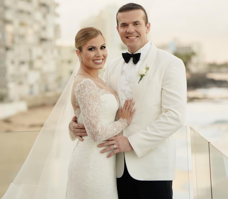 Los novios se comprometieron el pasado 12 de septiembre. (Suministrada) (semisquare-x3)