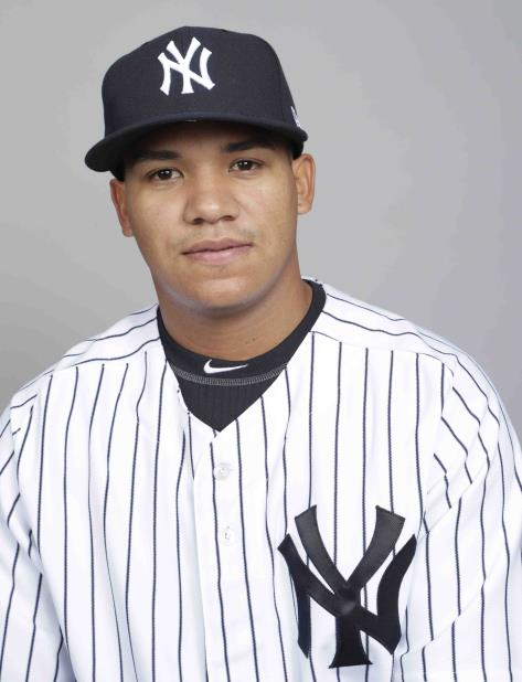 Thairo Estrada bateó .301 con seis jonrones y 48 remolcadas en 122 partidos la temporada pasada en Doble-A. (vertical-x1)