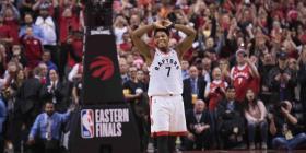Final de NBA: reinantes Warriors ante debutantes Raptors