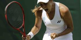 Mónica Puig cae en Luxemburgo y concluye su temporada
