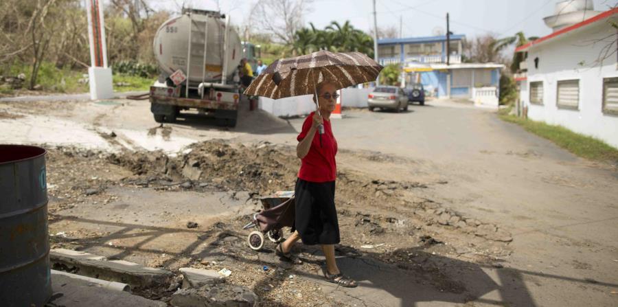 Además de los abastecimientos, funcionarios de Vieques temen por la seguridad de sus compueblanos, por lo que también solicitaron seguridad adicional a la Guardia Nacional. (horizontal-x3)