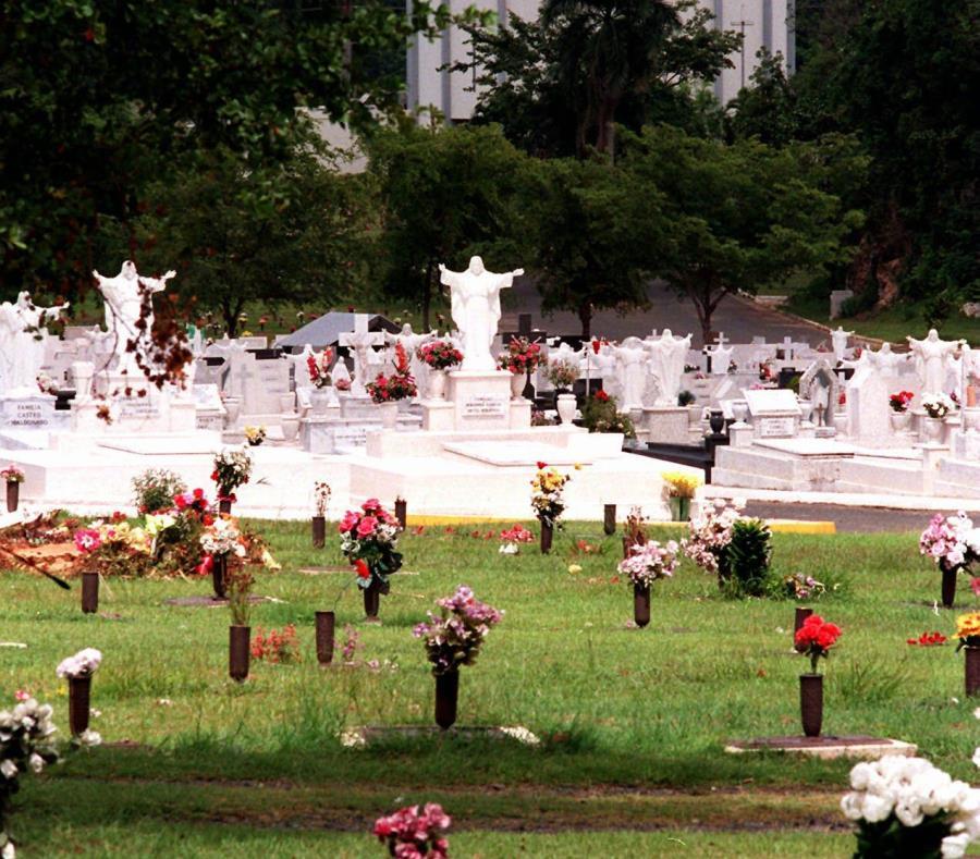 El cementerio de La Resurrección está ubicado en la PR-858 (semisquare-x3)