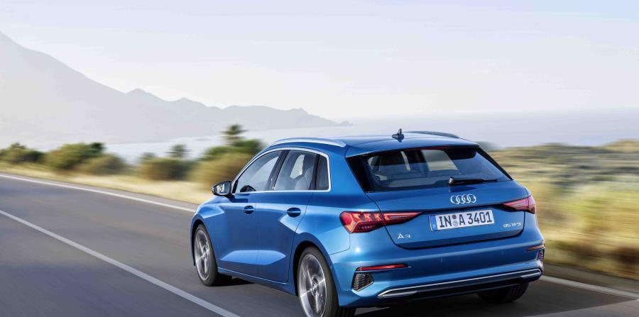 Audi A3 Sportback (Suministrada)