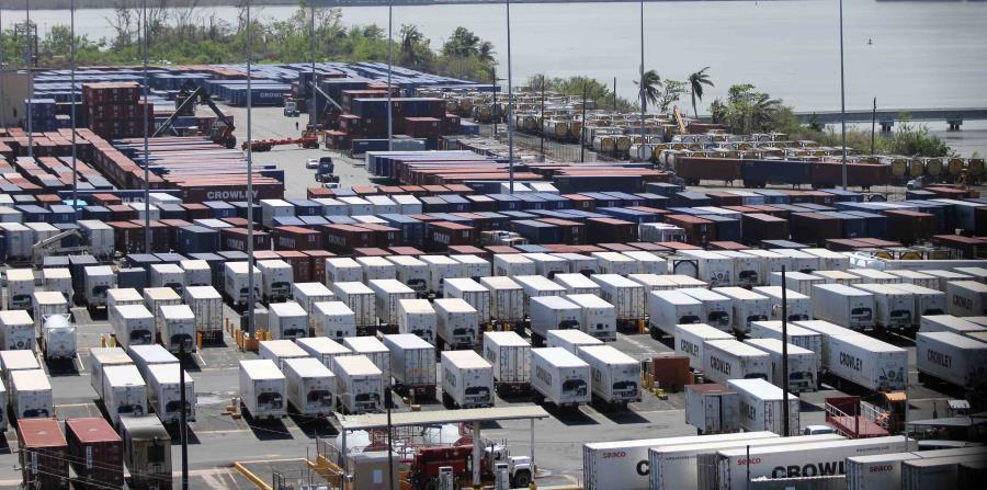 TOTE Maritime alcanzó 87% de productividad en sus operaciones el lunes pasado. (horizontal-x3)