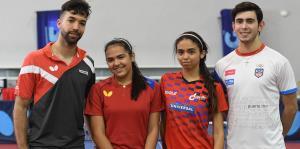 La selección boricua de tenis de mesa tiene un fogueo de altura en el Mundial de Hungría