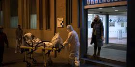 """Crónicas de hospital: """"Es muy duro comunicar la muerte de un familiar por teléfono"""""""