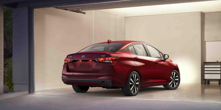 El nuevo Nissan Versa tiene presente las líneas de diseño que se ven en otros modelos de la marca como el Altimo o el Maxima. (Sumistrada)