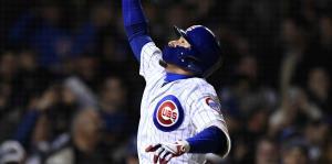 Javier Báez sacude el octavo jonrón para ayudar a los Cubs