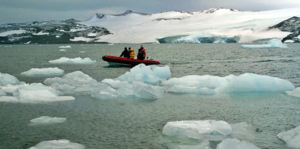 Groenlandia se derrite seis veces más rápido que hace 50 años