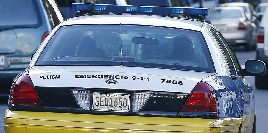 Los agentes adscritos a la División de Vehículos Hurtados de Carolina investigan. (horizontal-x3)