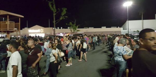La gente no madruga para comprar