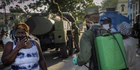Cuba llama a la cooperación y censura a EE.UU. en la lucha contra COVID-19