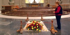 El Vaticano no se opone a la exhumación de los restos de Francisco Franco