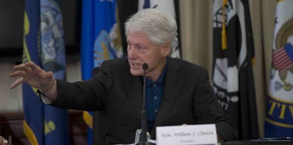 Bill Clinton is committed to Puerto Rico
