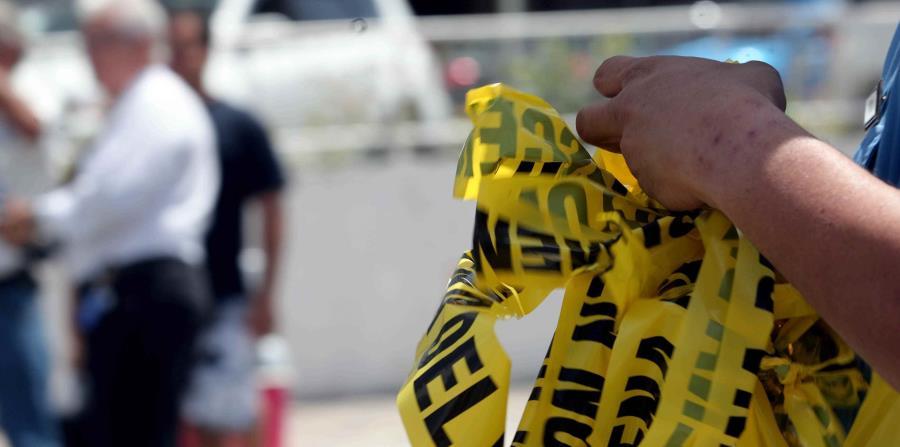 El accidente ocurrió a eso de las 5:34 a.m., frente a una farmacia de la carretera PR-188, en el barrio San Isidro de Canóvanas (horizontal-x3)