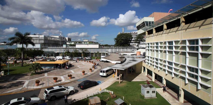 Vista del Centro Médico, en Río Piedras (horizontal-x3)