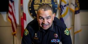 """A Puerto Rican is """"incredibly proud"""" to be Orlando's new Police Chief"""