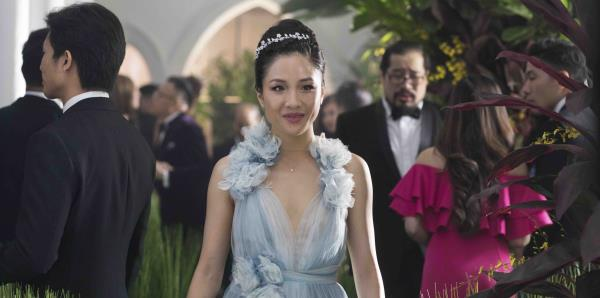 """Crazy Rich Asians"" brilla en taquillas de Estados Unidos y Canadá"
