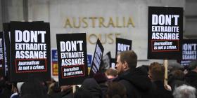 Estados Unidos y Assange se enfrentarán en tribunal de Londres