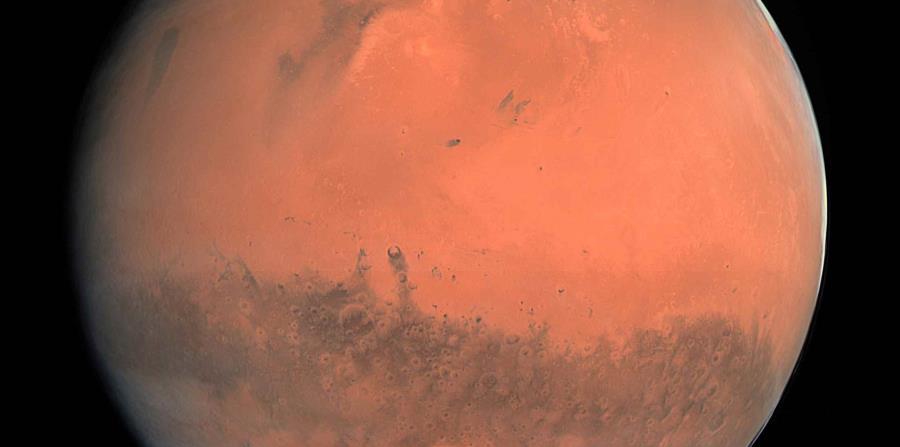 El próximo acercamiento de Marte será el 6 de octubre de 2020. (horizontal-x3)