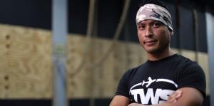 "Trayectoria atlética de boricua rumbo al show ""American Ninja Warrior"""