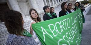 Organizaciones no detendrán su lucha en contra de proyecto que restringe el aborto