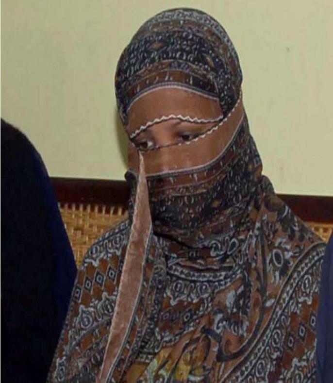 El caso de Asia Bibi  y sobre todo su batalla judicial alcanzó resonancia internacional (semisquare-x3)