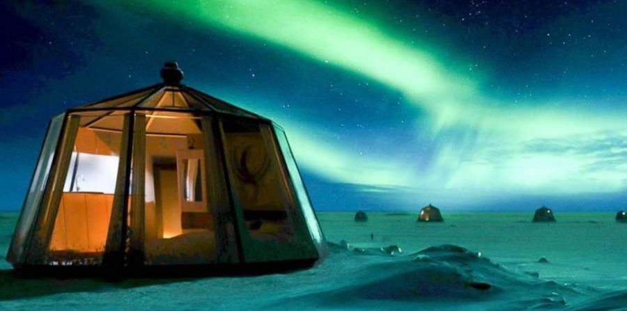Hotel North Pole Igloos (Suministrada)