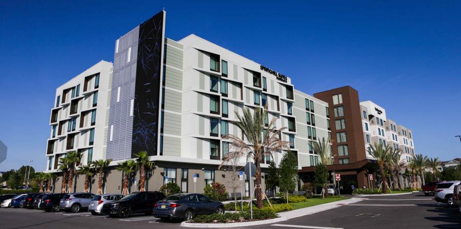Este es el segundo hotel de un total de cuatro hospederías que se desarrollan en Florida bajo una alianza empresarial que encabeza PRISA Group con firmas como Argosy Real Estate Partners y Peachtress Hotel Group. (horizontal-x3)