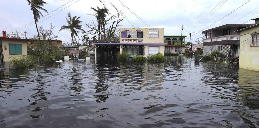 En el 1956, un huracán como María con tanta lluvia podía ocurrir una vez cada 300 años, pero en el 2017 esa probabilidad se redujo a una vez cada 100 años, de acuerdo a los hallazgos del estudio. (GFR Media) (horizontal-x3)