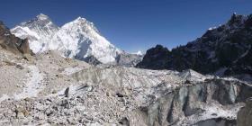 Imágenes satelitales muestran rápido deshielo del Himalaya