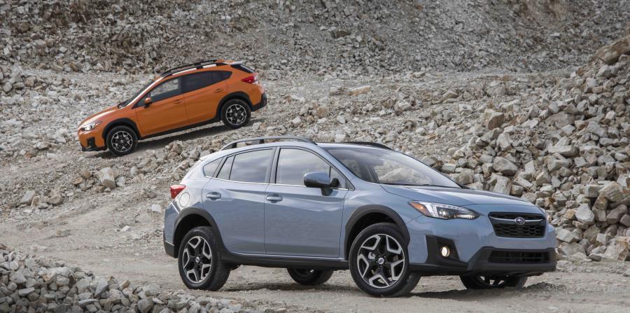 Subaru Crosstrek Limited del 2019