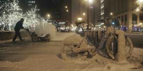 Tormenta invernal en Estados Unidos trae fuertes nevadas y hielo