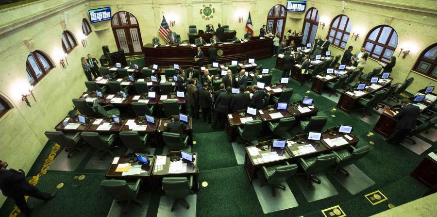 La Cámara aprobó hoy el proyecto para enmendar la Ley de Arma. (horizontal-x3)