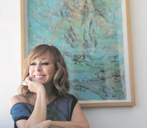 Cordelia González busca del arte su mensaje final