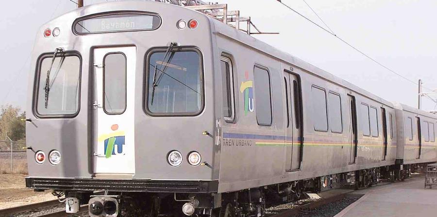 El Tren Urbano muestra el deterioro de los años