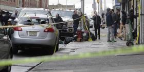 FBI recupera guagua en la que se cree vivían los pistoleros de Nueva Jersey