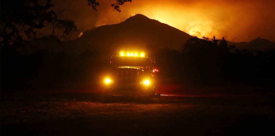 Octubre es tradicionalmente en California un mes de alto riesgo de incendios por los conocidos popularmente como