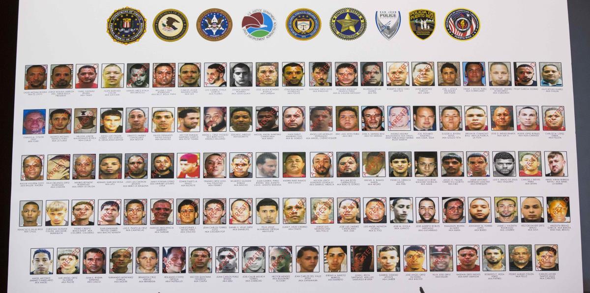 Más de 32 arrestos en Bayamón