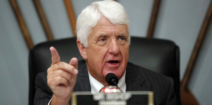 El presidente del Comité de Recursos Naturales, Rob Bishop. (GFR Media) (horizontal-x3)
