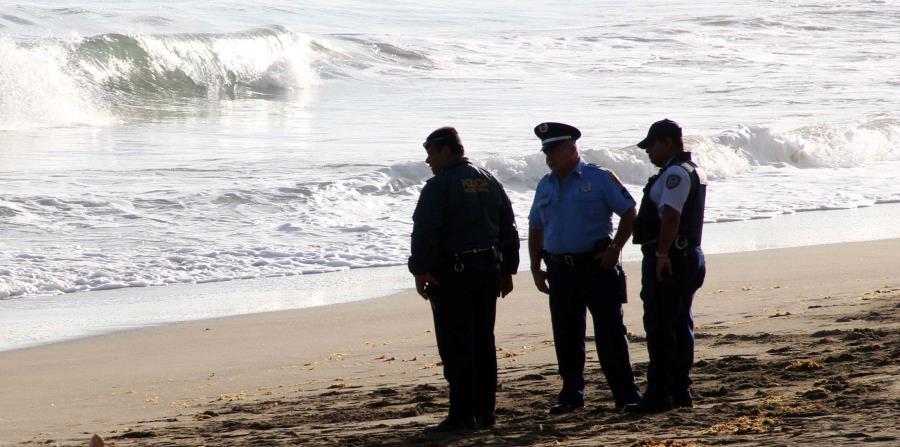 La Policía realiza una investigación. (GFR Media) (horizontal-x3)