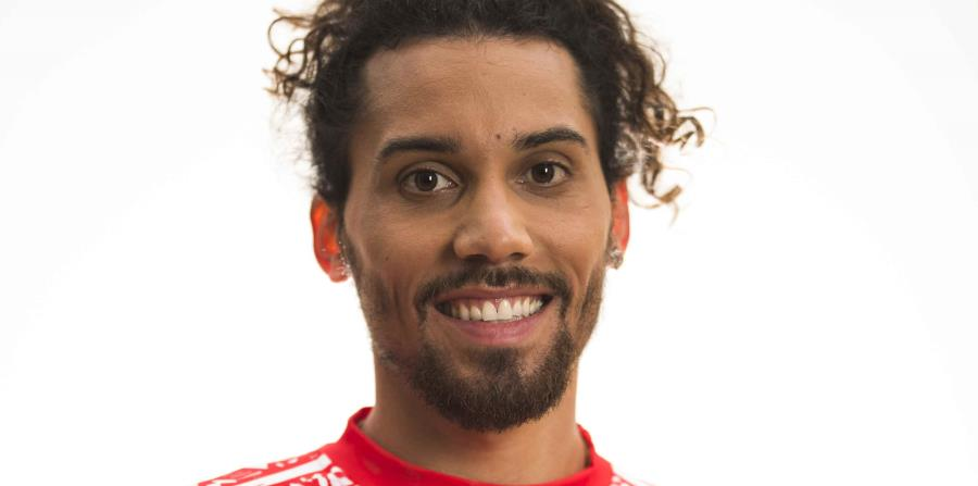 Alfredo Santana irá a las 8:35 p.m. a la prueba de los 1,500 metros. (GFR Media) (horizontal-x3)